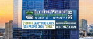 NABD Buy Here, Pay Here Conference